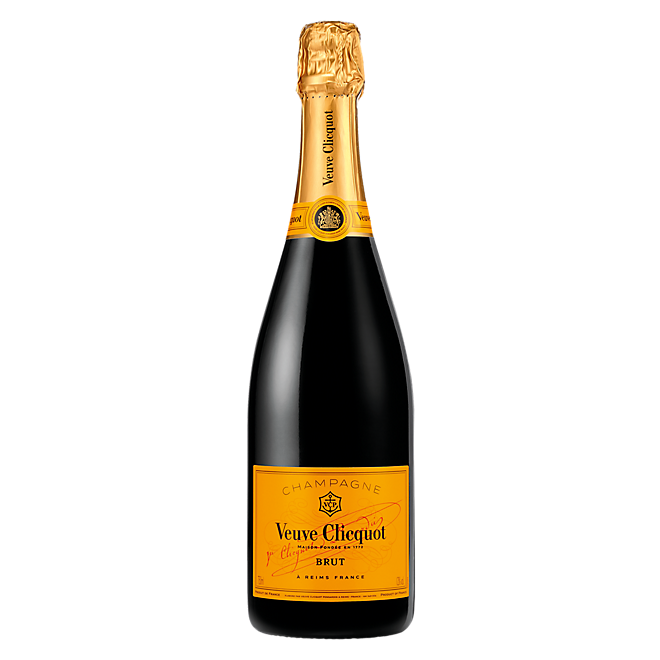 Veuve Clicquot Champagner + Ice Jacket FCB Edition
