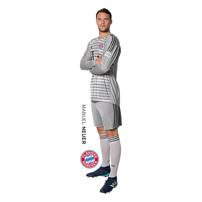 Wall Sticker FCB Manuel Neuer