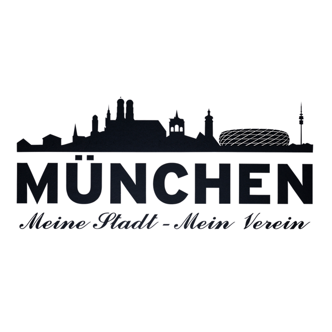 Wall Decal Munich