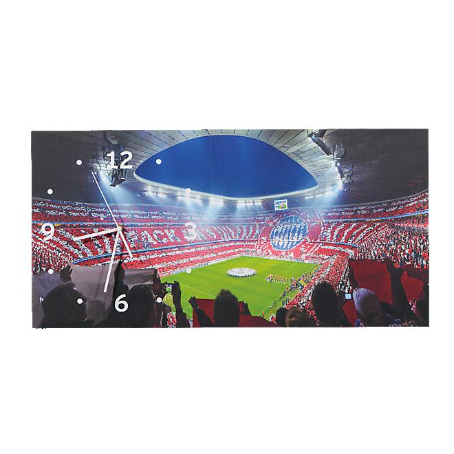 Wanduhr Allianz Arena