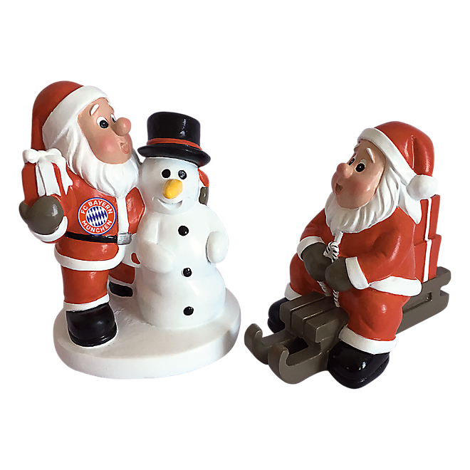 Christmas Figures Set of 2