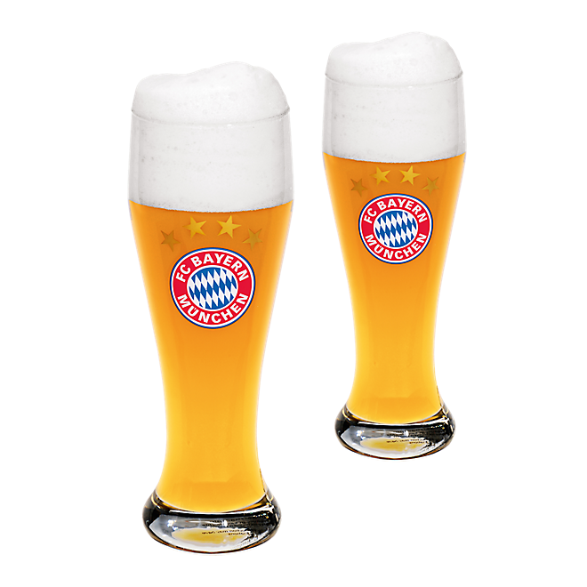 Weißbier Glass, Set of 2