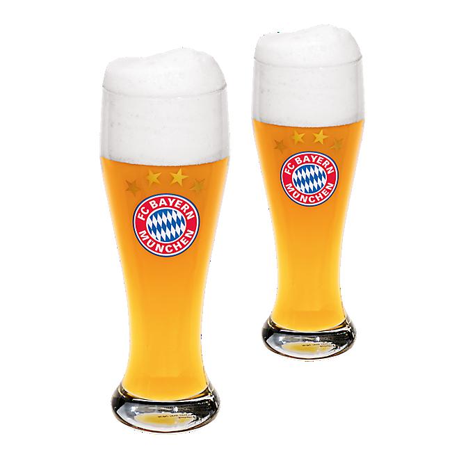 Weißbier Glass, Set of 2
