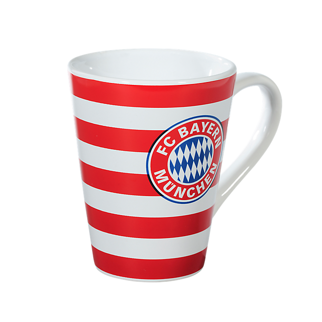 xxl tasse streifen offizieller fc bayern fanshop. Black Bedroom Furniture Sets. Home Design Ideas