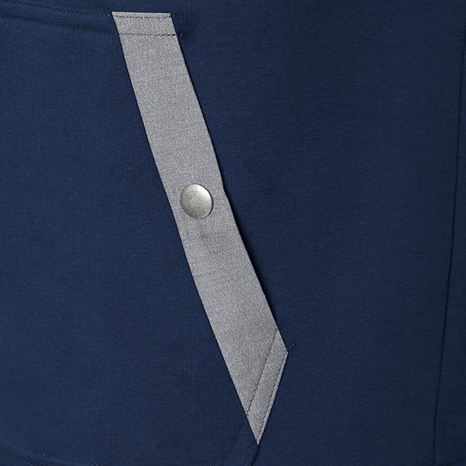 Zip Hoodie Badge