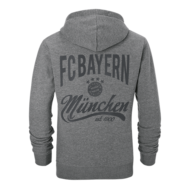 Zip-Hoodie FC Bayern
