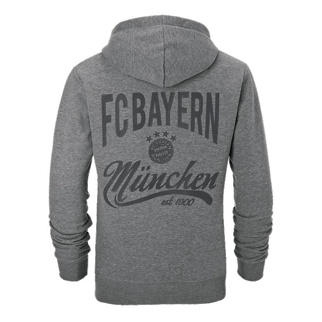 FC Bayern Hoodie with Zipper