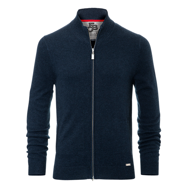Zip-Jacket Cashmere