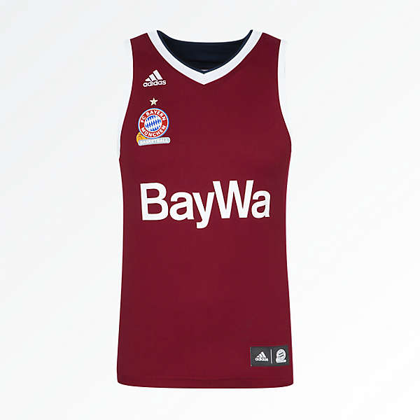 adidas Basketball Jersey Home Kids 17/18