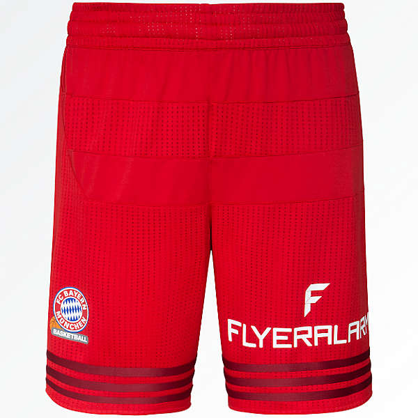 adidas Basketball Short Home 16/17