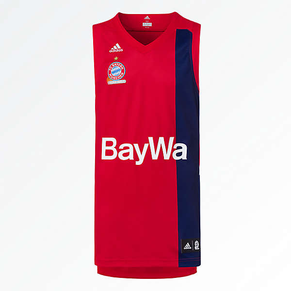 Camiseta adidas Basketball Home 18/19