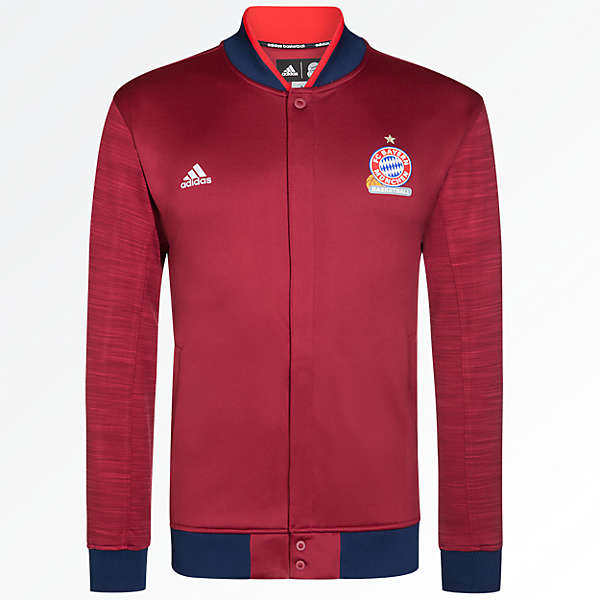 adidas Basketball Warm-up Jacke 17/18