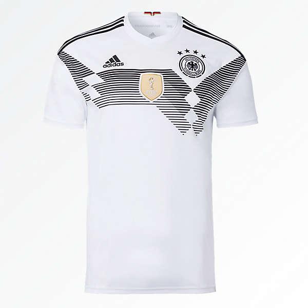 adidas DFB Jersey WM 2018