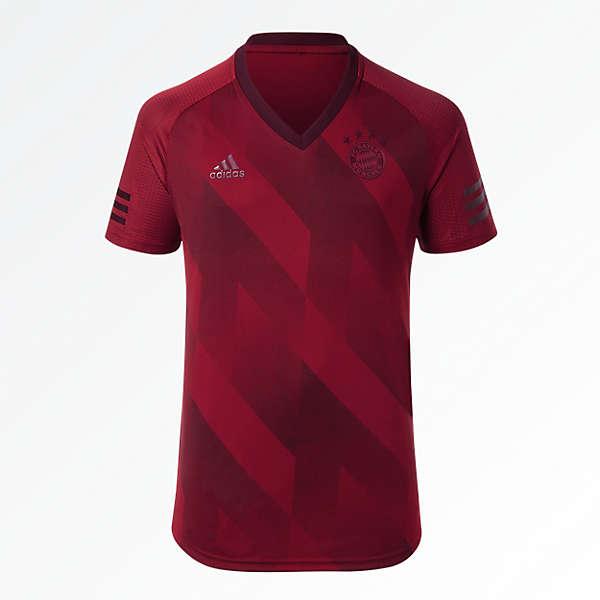 adidas Lifestyle Burgundy T-Shirt