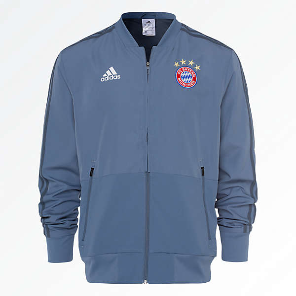 adidas Präsentationsjacke International