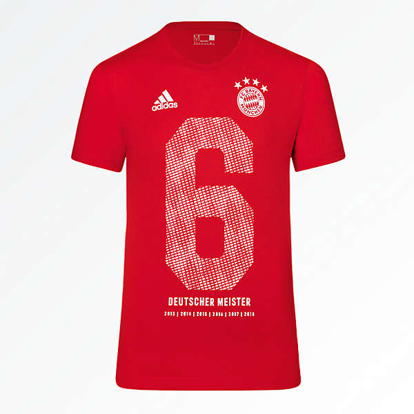 adidas T-Shirt German Champions 2018