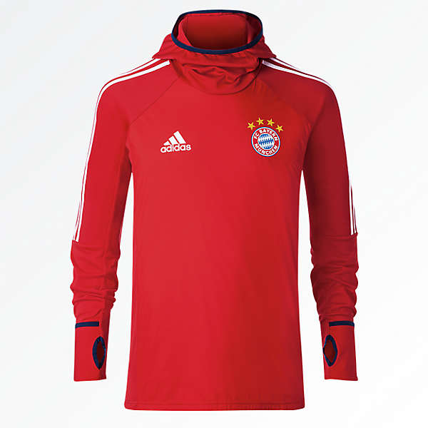 adidas Teamline Fleece/Windtop