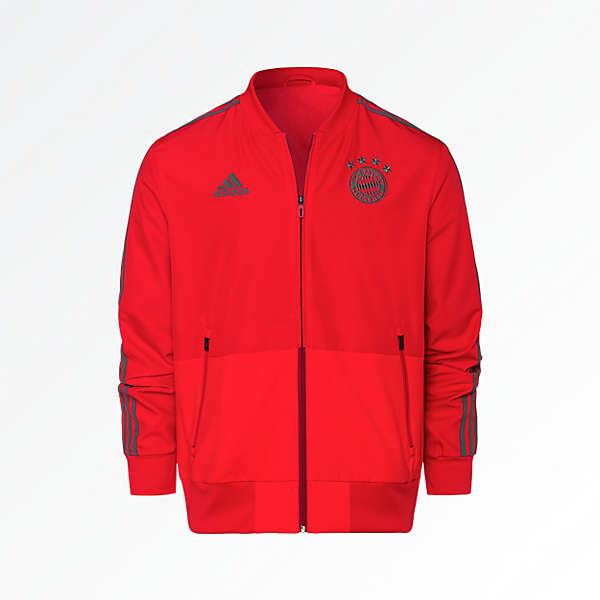 adidas Kids Teamline Presentation Jacket