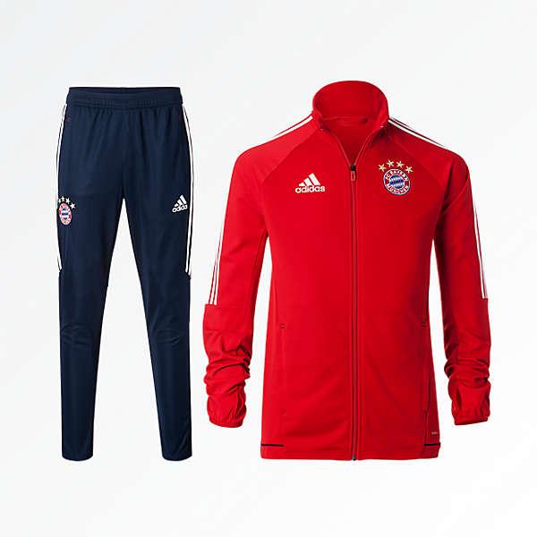 adidas Teamline Kinder Trainingsanzug