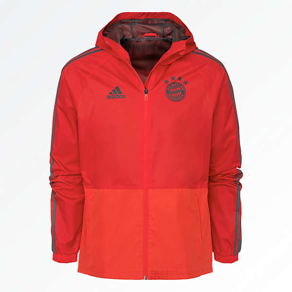 adidas Teamline Regenjacke