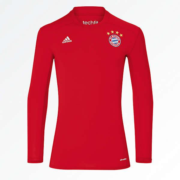 adidas TechFit Shirt Long-Sleeve