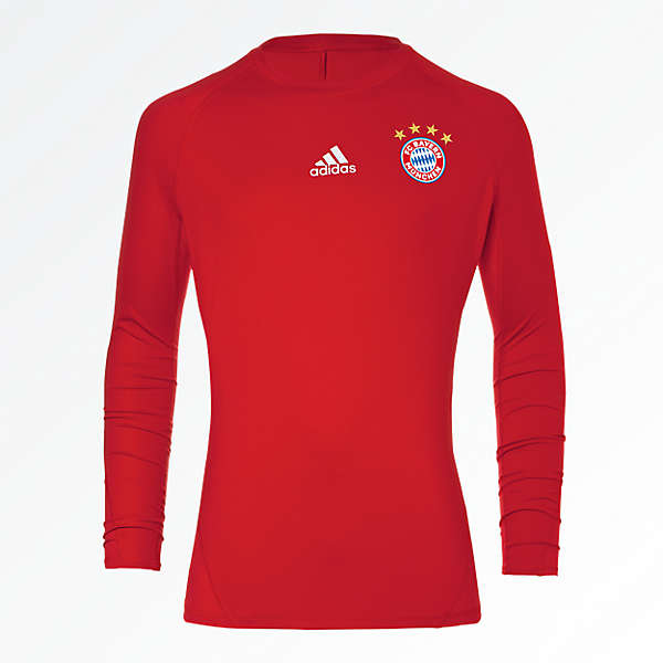adidas Tech-Fit Longsleeve