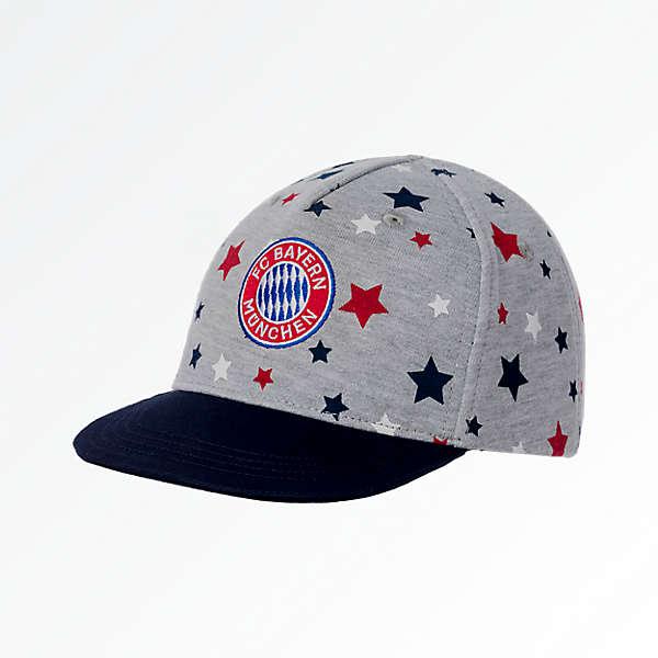 Baby Baseballcap Sterne