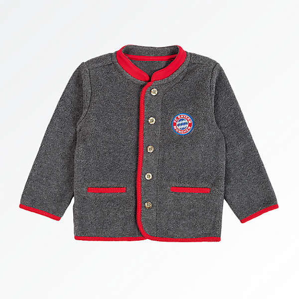 Fleece Jacket Baby Tracht