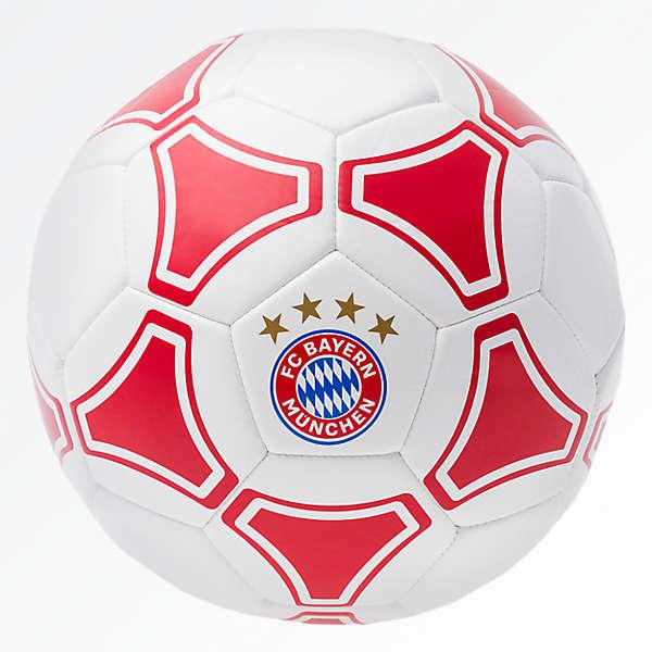 Ball rot-weiß