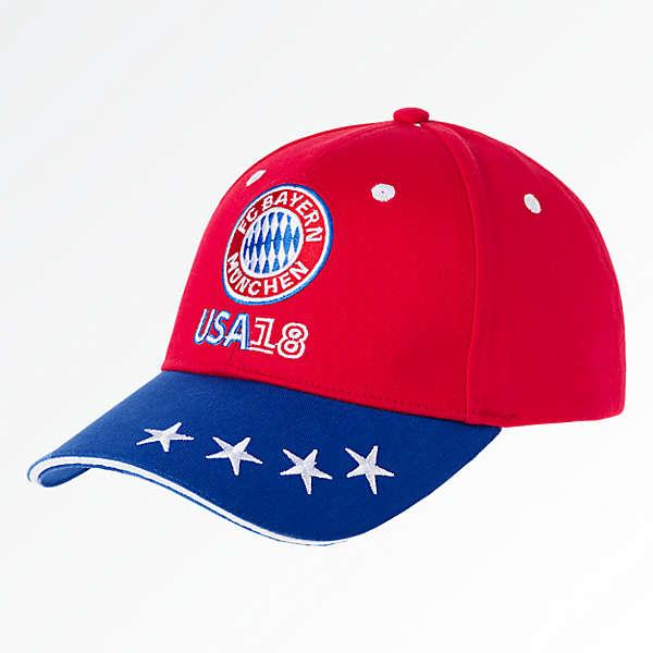 Baseballcap Audi Summer Tour USA 2018