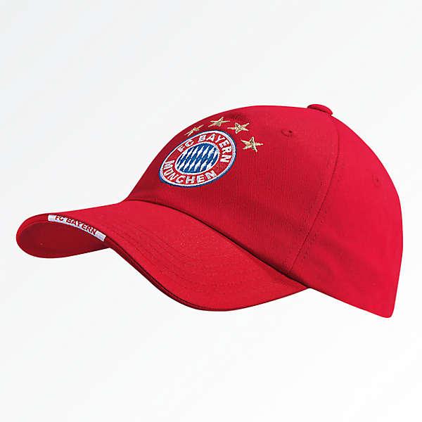 Gorra de béisbol con escudo