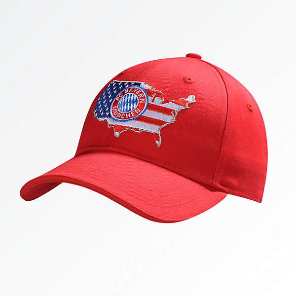 FC Bayern Baseballcap USA