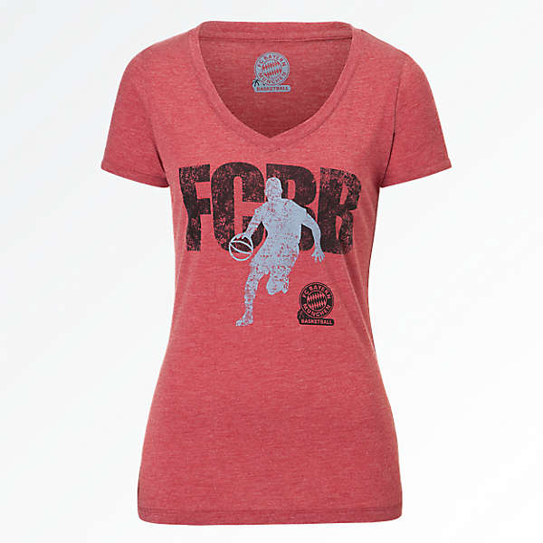 Basketball Lady T-Shirt Basketballer