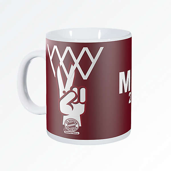 Basketball Mug German Champions 2018