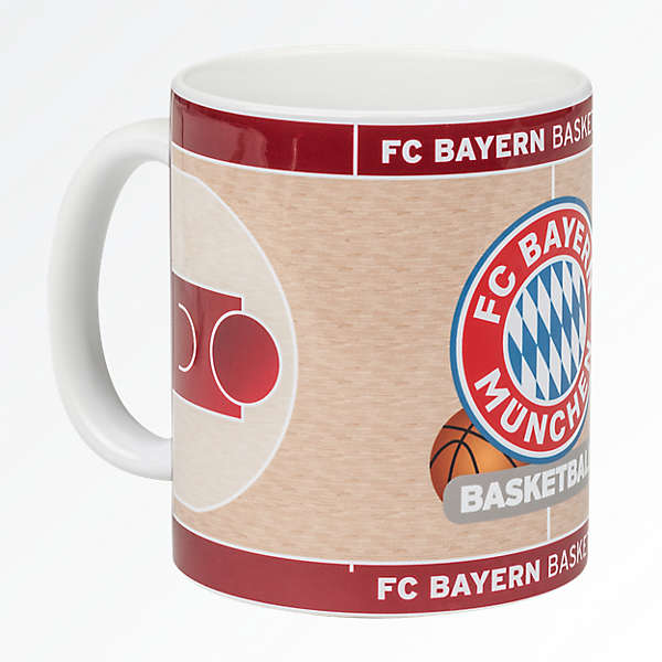 Basketball Tasse Home Court