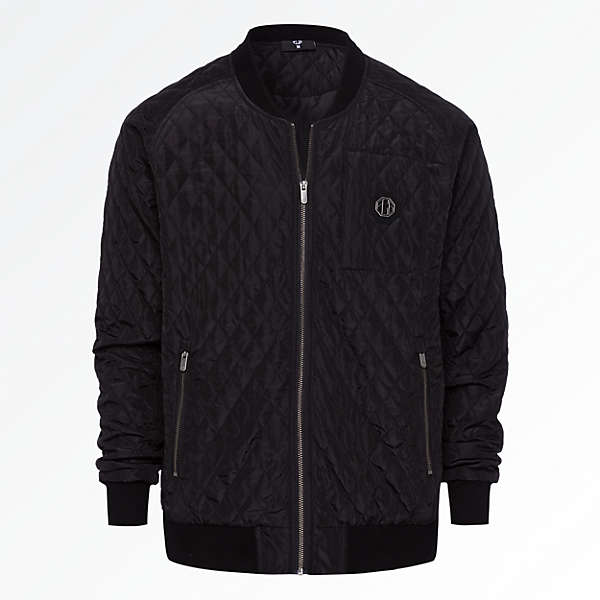 Bomber Jacket Black Badge