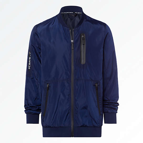 Bomber Jacket Tech