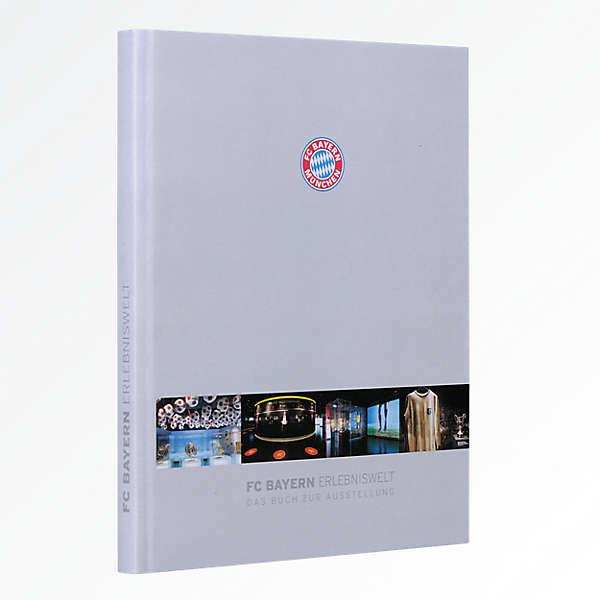 "Book ""FC BAYERN Erlebniswelt"""