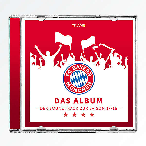 CD Das Album Soundtrack 17/18