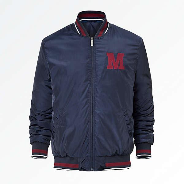 College Jacket M