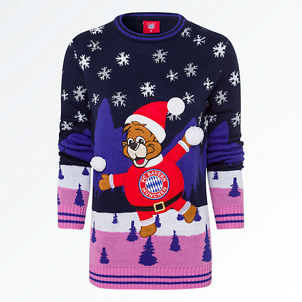Damen Christmas Sweater