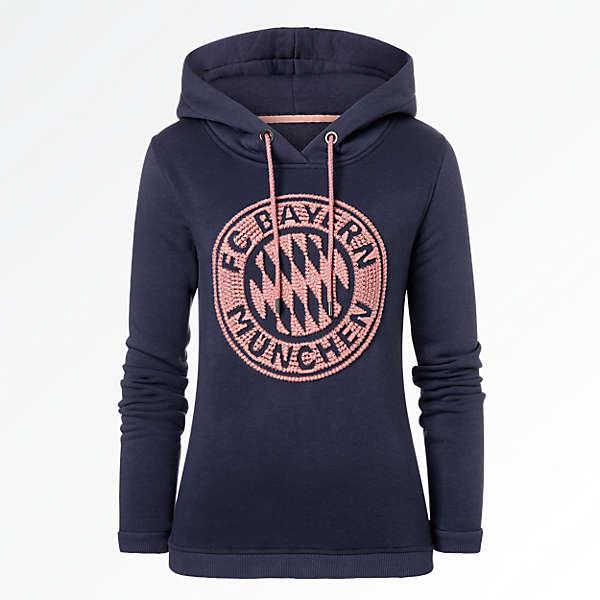 Women's Hoodie FC Bayern