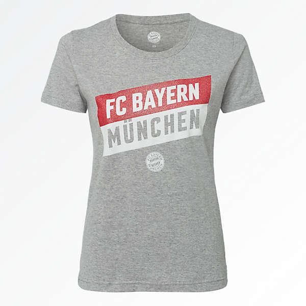 Women's Shirt FC Bayern München Glitter