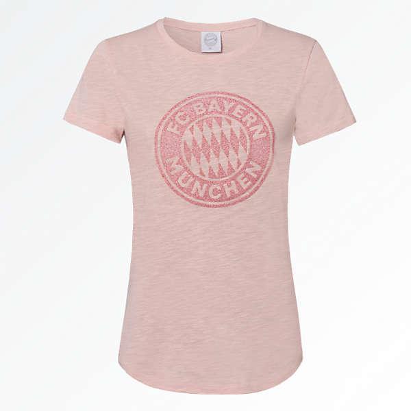 Women's T-Shirt Glitter Logo