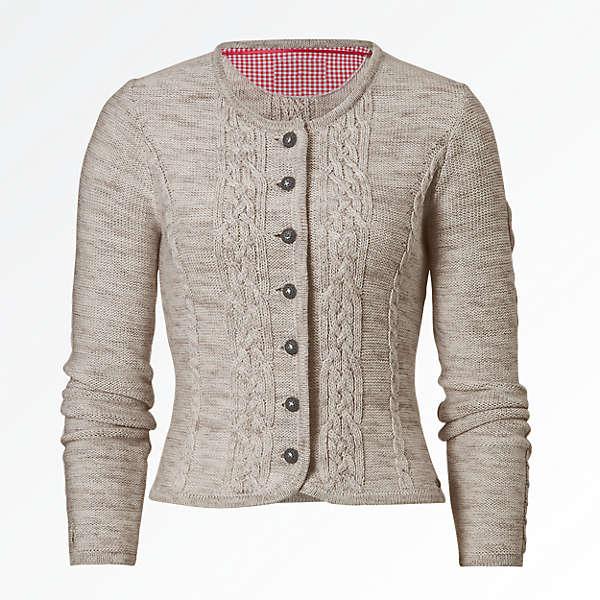 Traditional Bavarian Jacket Lady