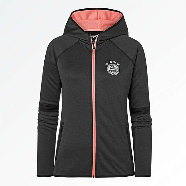 Women's Training Jacket FCB Sports