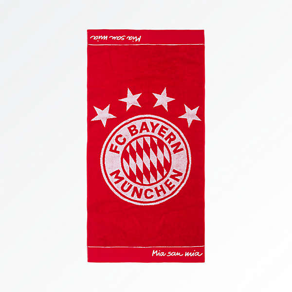 Shower Towel Emblem 140 x 70cm