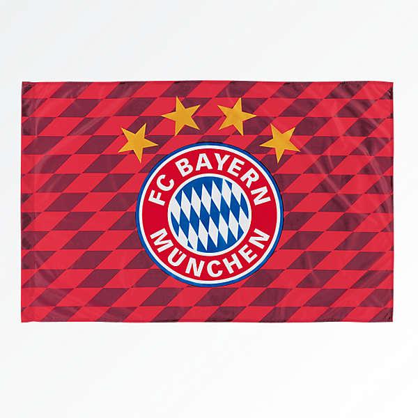 Diamond Flag (with Flagpole)