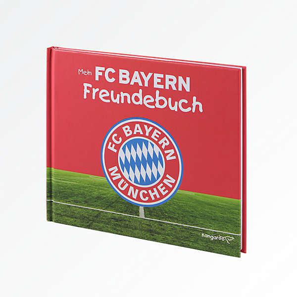 FC Bayern Friends Book 17/18