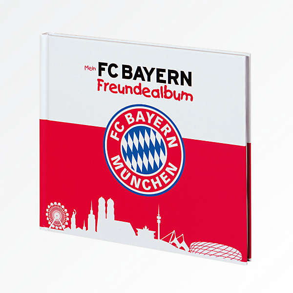 FC Bayern Freundealbum 2016/17